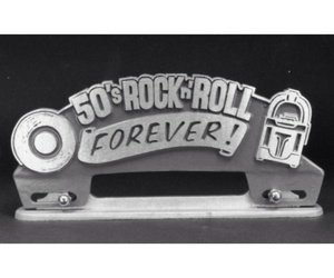 50s, rock and roll, and music image