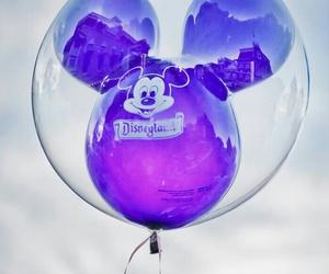 balloon, california, and disney image