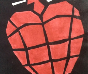 american idiot, oh love, and green day image