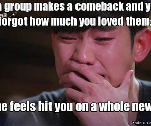 feels, k-pop, and kpop image
