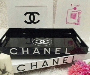 beauty, chanel, and designer image