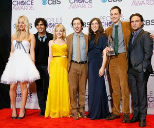 comedy, red carpet, and the big bang theory image
