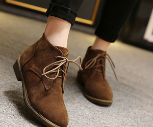 ankle boots, lace-up, and wholesale7 image