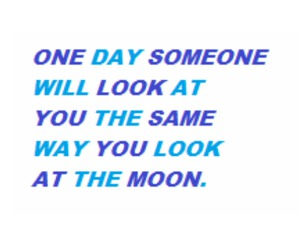 blue, quote, and all caps image