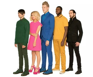 pentatonix, scott hoying, and kevin olusola image