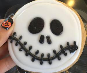 Cookies, pumpkin king, and halloween cookies image