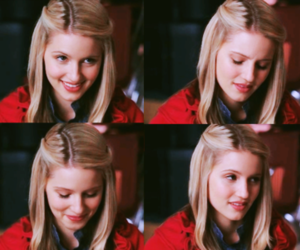 blonde, dianna agron, and girl image