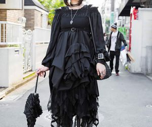 street style, tokyo street style, and tokyo fashion image