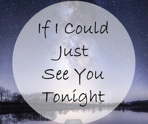 fall, night, and quotes image