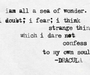 Dracula, quotes, and soul image