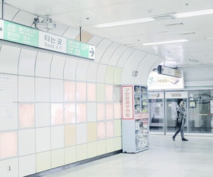 aesthetic, korea, and pastel image