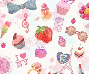 pink, background, and wallpaper image