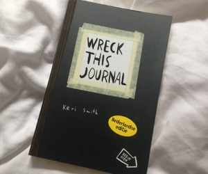 nederlands, wreck this journal, and noemi overmars image
