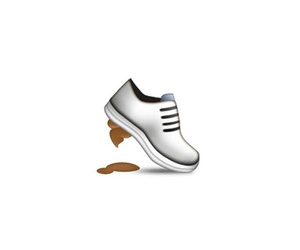 shoes and emoji image