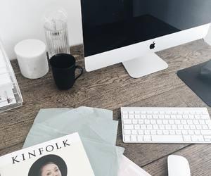 apple, magazine, and kinfolk image