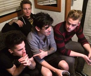 crown the empire, cte, and andy leo image