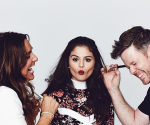 selena gomez, selena, and make up image