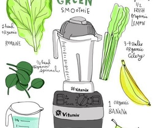 healthy, smoothie, and fitness image