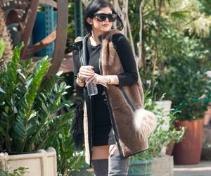 fashion, street style, and kylie jenner image