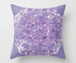 boho, glitter, and lilac image