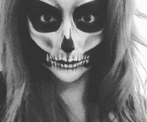 makeup, muerte, and 13 image