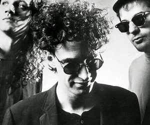 soda stereo and zeta bosio image