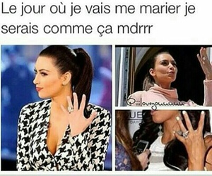 femme, mariage, and mdr image