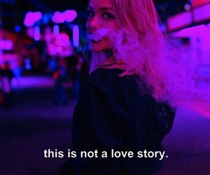 grunge, quotes, and smoke image