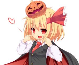 anime, Halloween, and cute image