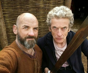 doctor who, peter capaldi, and twelfth doctor image