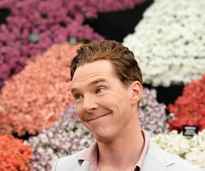 benedict cumberbatch and cute image
