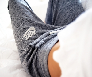nike, outfit, and grey image