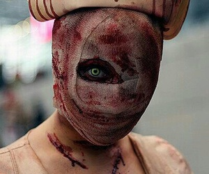 Halloween, nurse, and silent hill image