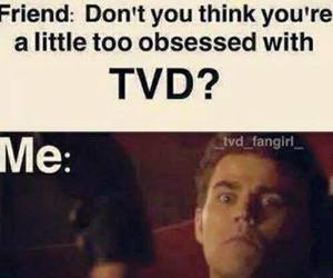 tvd, the vampire diaries, and stefan image