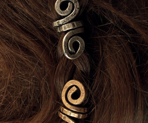 accessories, jewelry, and braids image