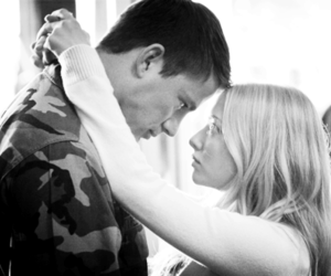 dear john, amanda seyfried, and channing tatum image