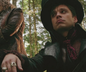 mad hatter, jefferson, and ️ouat image