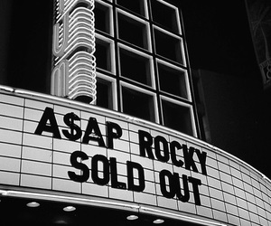 asap rocky, asap, and concert image