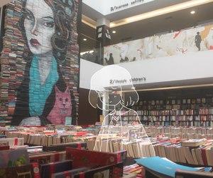 alternative, books, and grunge image