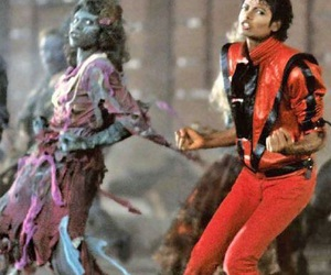 michael jackson, thriller, and king of pop image
