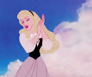 disney, Dream, and sleeping beauty image