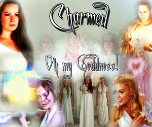 Alyssa Milano, charmed, and goddness image
