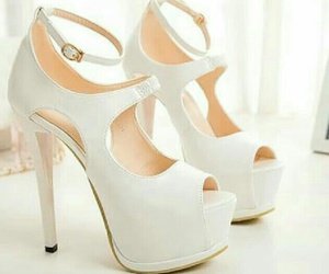 chic, high, and heels image
