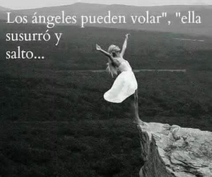 Angeles, frases, and angels image