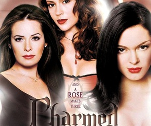 Alyssa Milano, charmed, and family image
