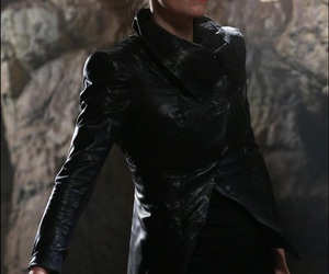 once upon a time, dark swan, and emma swan image