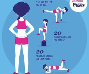 fitness, sport, and workout image