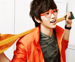 b1a4, sandeul, and handsome image