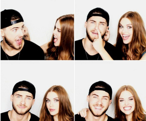 teen wolf, cody christian, and holland roden image
