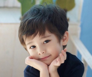 boy, smile, and cute image